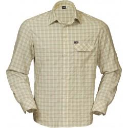 High Point Lagon LS Shirt bone pánská košile krátký rukáv Supplex/DryKeep IBQ