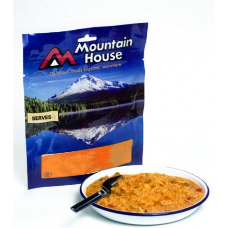 Mountain House Kuře se zeleninou a nudlemi v tmavé fazolové omáčce 1 porce expediční strav