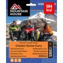 Mountain House Kuře s rýží ve smetanové Korma kari omáčce 1 porce expediční strava