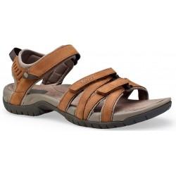 Teva Tirra W Leather 4177 RUST dámské kožené sandály
