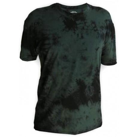 Jitex BoCo Kadat 901 TSX zelená/černá pánské triko krátký rukáv Merino vlna