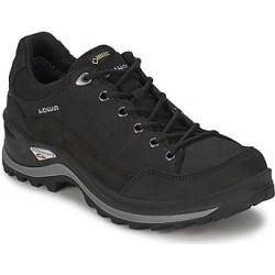 Lowa Renegade III GTX LO black pánské nízké nepromokavé kožené boty