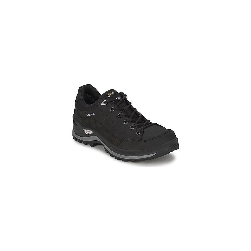 Lowa Renegade III GTX LO black pánské nízké nepromokavé kožené boty 83c3a0ea6b
