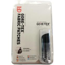 McNett Gore-Tex Fabric Repair Kit New černá záplaty 100 cm2 2 ks (1)