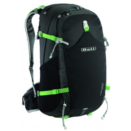 Boll Raven 32-36 černá/zelená turistický batoh