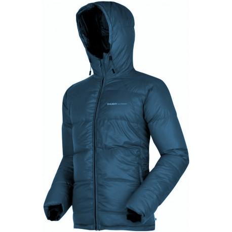 Husky Donel New tmavě modrá pánská péřová bunda