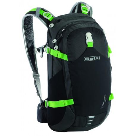 Boll Raven 12-14 černá/zelená turistický batoh