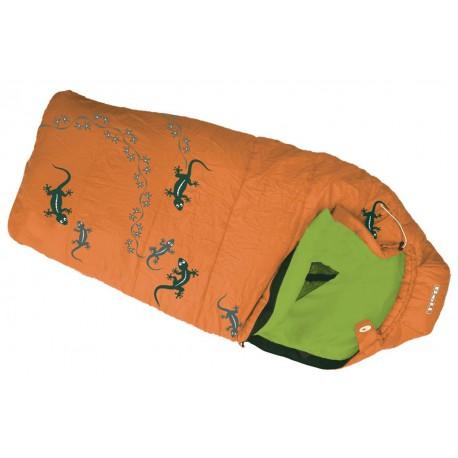 Boll Patrol Lite oranžová dětský letní spací pytel Microfiber Dual II