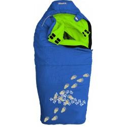 Boll Patrol modrá dětský třísezónní spací pytel Microfiber Dual