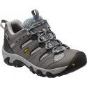 Keen Koven Low WP W gargoyle/alaskan blue dámské nízké nepromokavé boty