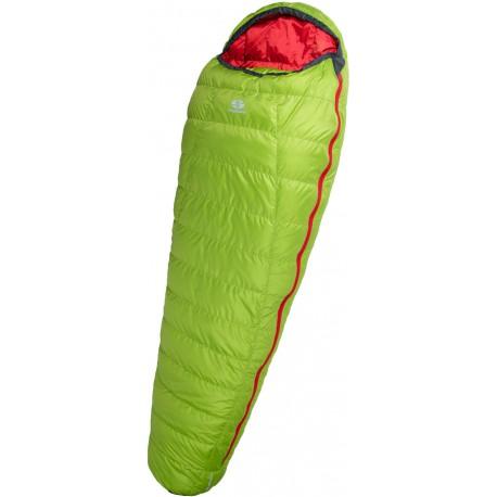 Sir Joseph Rimo II 1000 170 Lady zelená dámský zimní péřový spací pytel