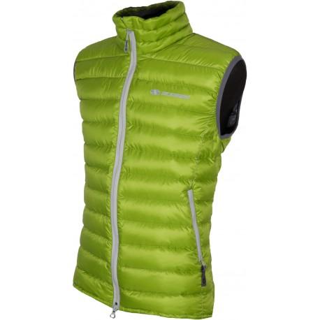 Sir Joseph Eiger Man II zelená pánská lehká péřová vesta