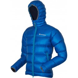 Sir Joseph Koteka Man II modrá pánská ultralehká péřová bunda