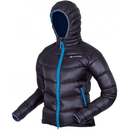 Sir Joseph Koteka Lady II černá dámská ultralehká zimní péřová bunda