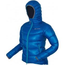 Sir Joseph Koteka Lady II modrá dámská ultralehká péřová bunda