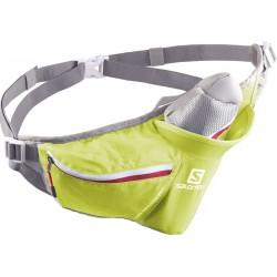 Salomon Ultra Insulated Belt gecko green/red 366358 opasek s láhví