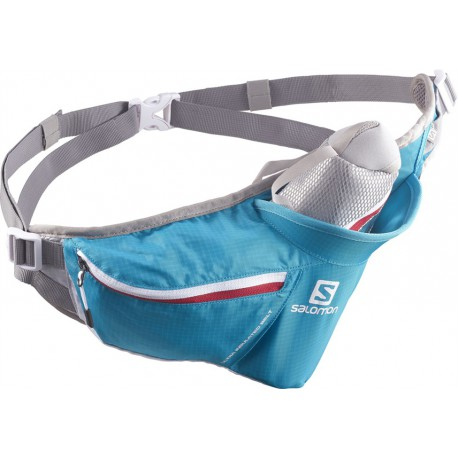 Salomon Ultra Insulated Belt boss blue/white 366359 opasek s láhví