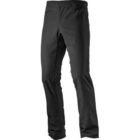 Salomon Escape Pant M black 363295 pánské běžkařské kalhoty