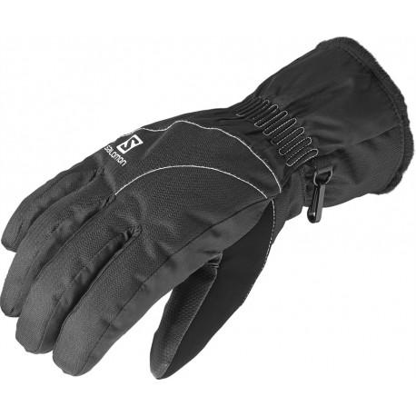 Salomon Force GTX W black 363597 dámské lyžařské rukavice