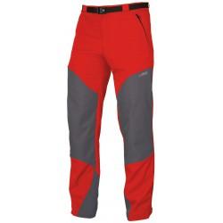 Direct Alpine Patrol red/grey pánské turistické kalhoty