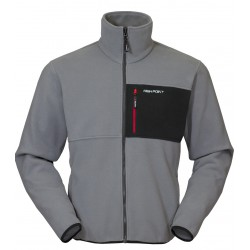 High Point Interior 2.0 dark grey pánská fleecová bunda Polartec Classic 200