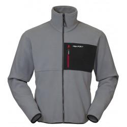 High Point Interior 2.0 dark grey pánská fleecová bunda Polartec Classic 200