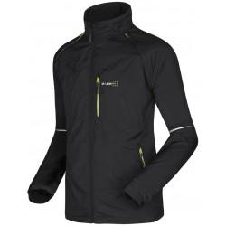 Husky Doen černá pánská lehká bunda/vesta