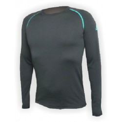 Jitex BoCo Iles 902 TSS černá/zelená pánské triko dlouhý rukáv (1)