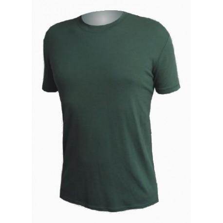 Jitex BoCo Keduj 901 TXX tmavě zelená pánské triko dlouhý rukáv Merino vlna