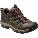 Keen Koven Low WP M black olive/bossa nova pánské nízké nepromokavé boty
