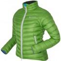 Sir Joseph Apron Lady II zelená dámská lehká péřová bunda