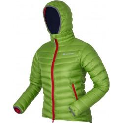 _Sir Joseph Apron Hooded Lady zelená dámská lehká péřová bunda zmer