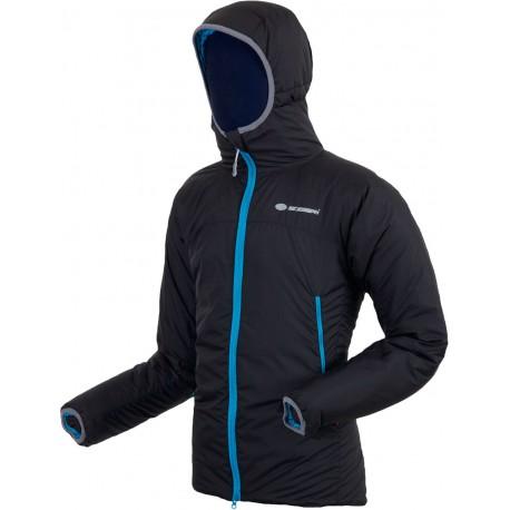 Sir Joseph Fjord černá pánská zimní bunda Primaloft Sport