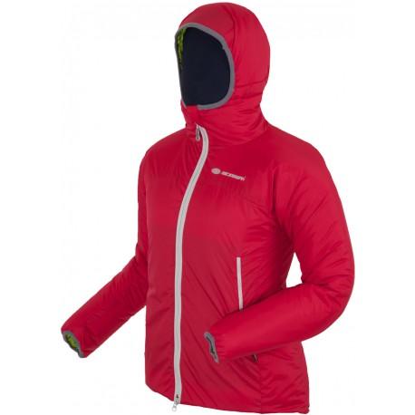 Sir Joseph Rondane červená dámská zimní bunda Primaloft Sport