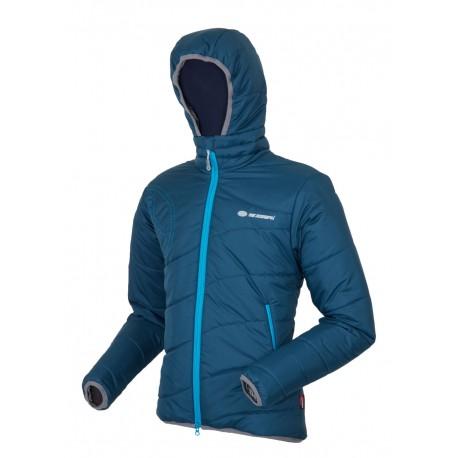 Sir Joseph Kanamo Man modrá pánská zimní bunda Primaloft Sport