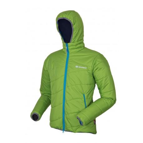 Sir Joseph Kanamo Man zelená pánská zimní bunda Primaloft Sport