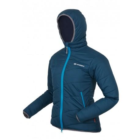 Sir Joseph Kanamo Lady modrá dámská zimní bunda Primaloft Sport