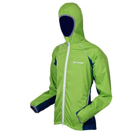 Sir Joseph Mera Man zelená pánská lehká větrudolná bunda