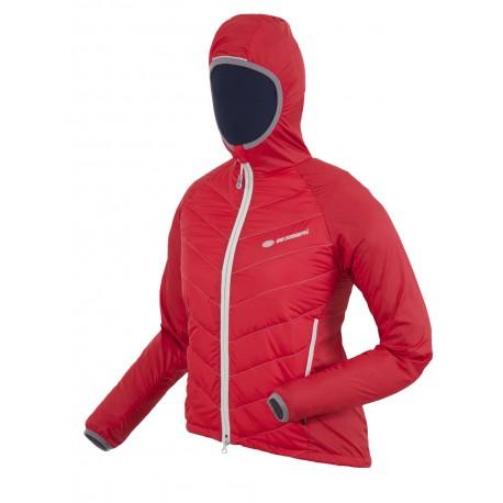 Sir Joseph Pace Lady červená dámská lehká větrudolná bunda Primaloft Sport
