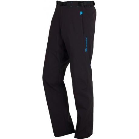 Sir Joseph Kalym Man černá pánské turistické kalhoty Coolmax/Cordura