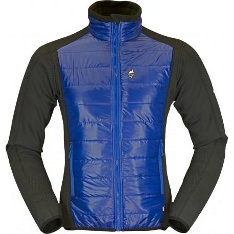 High Point Flow Jacket turkish blue pánská větrudolná bunda částečně zateplená Climashield