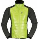 High Point Flow Jacket sunny green pánská větrudolná bunda částečně zateplená Climashield