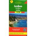 Freytag a Berndt Lesbos 1:50 000 automapa
