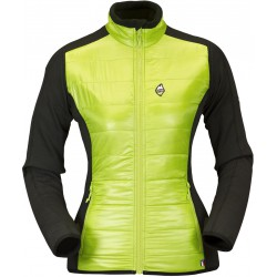 High Point Flow Lady Jacket sunny green