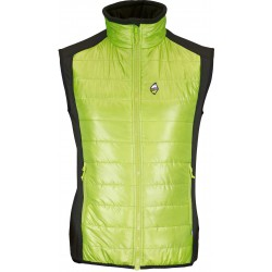 High Point Flow Vest sunny green