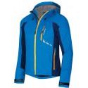 Husky Alist modrá pánská softshellová bunda Extend-Plus Softshell 10000