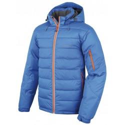 Husky Nerd modrá pánská zimní bunda HuskyTech 5000