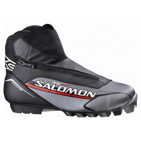 Salomon Active 8 Classic Pilot 355220 pánské běžkařské boty na klasiku
