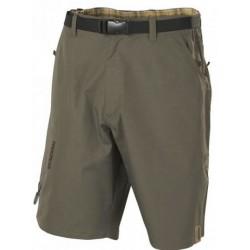 Progress Zaskar khaki pánské turistické šortky
