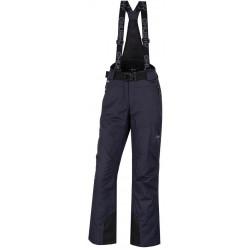 Husky Glory antracit dámské nepromokavé zimní lyžařské kalhoty Aquablock Plus
